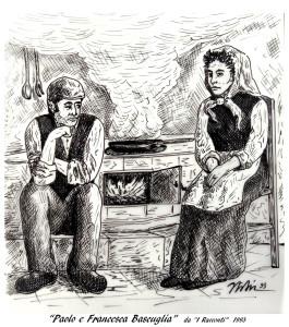 Paolo e Francesca Bascuglia